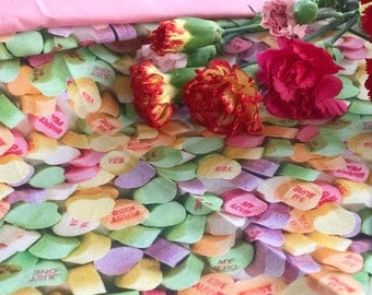 Conversational hearts- VALENTINES DAY