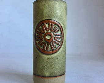 A Truly Retro piece of stoneware by the Tremar Pottery Cornwall UK - 1970s