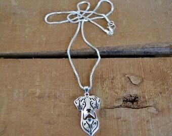 Silver Dane Necklace