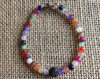 Multi-color Diffuser Bracelet
