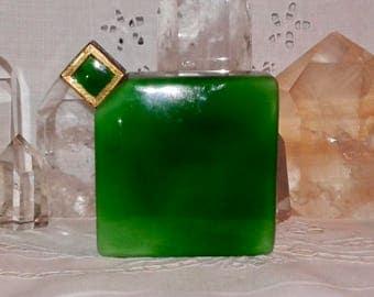 Ybry, Femme de Paris, 30 ml. or 1 oz. Flacon, Pure Parfum Extrait, Baccarat, 1927, Paris, France ..