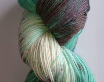 OCEANIA Hand Dyed Sock Yarn