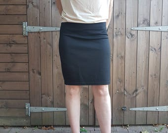 Vintage Bodycon Slouch Dress