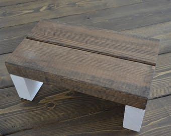 rustic kids little boost step stool kid step stool toddler step stool