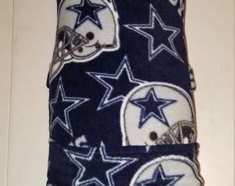 Seatbelt Travel Pillow - Cowboys