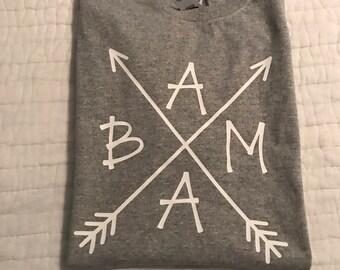 Bama Tshirt Arrows