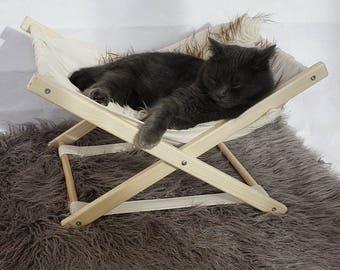 Cat's hammock Cat's bed Cat's beds Cat's scratcher Cat's gift Bed for cat Cat's