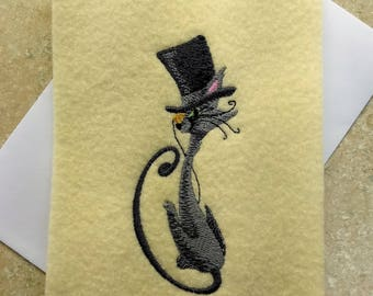 Any Occasion Cards - Fashion Feline Ferdinand