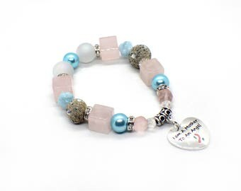 Infant Loss Gifts - Infant Loss Awareness - Miscarriage Awareness - Miscarriage Bracelet - Infertility Jewelry - Infertility Bracelet - SIDS