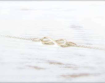 Infinity | Necklace | Silver 925