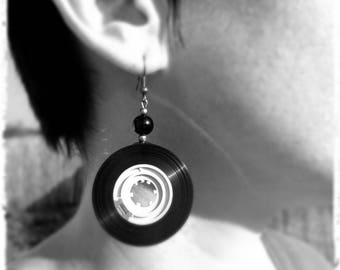 Earrings Cassette - original Creation © PIER'LI