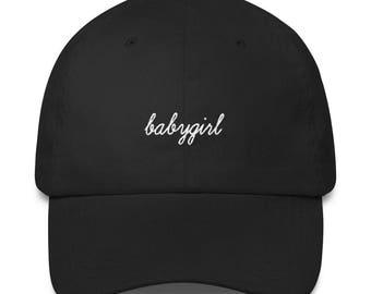 Babygirl Baseball Hat | Dad Cap