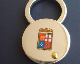 Italian vintage keychain