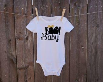 BOO BABY custom baby onesie