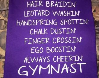 I'm a Gymnast Mom Shirt
