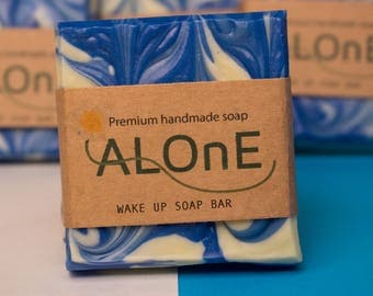 SALE*** -  Wake Up Bar! Vegan Handmade Soap