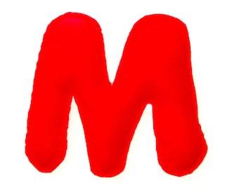 "Pattern letter ""M"" - No. 253"