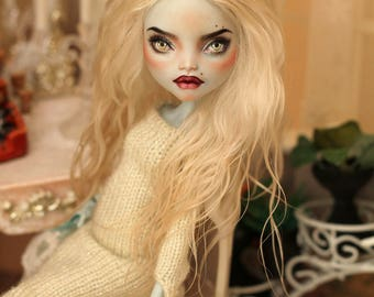 OOAK Monster High doll