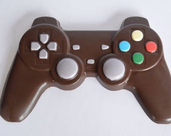 Chocolate Gift, Chocolate Game Controller, Chocolate Candy, Video Game Party, Gamer, Dark Chocolate, Unique Chocolate, Chocolate Lover,