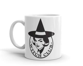 Witch Club Mean Mug