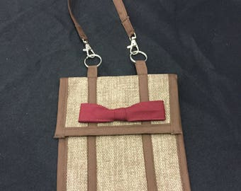 Cute Doctor Who Style Bag