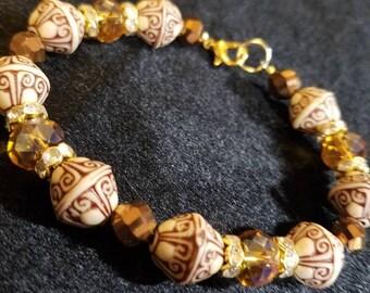 The Last Jedi Rey Inspired Bracelet