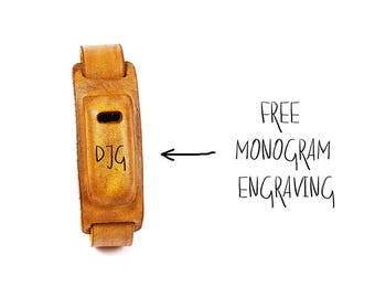 Leather Fitbit flex bracelet - Fit bracelet - fitbit wristband - fitbit bracelet - fitbit jewelry - fitbit accesories - personalized fitbit