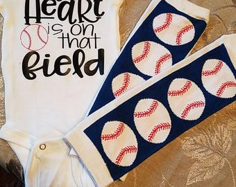 My heart is on that field- baseball- sports