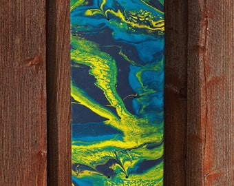 The Amphibious - Skateboard Art