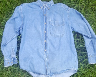 Vintage Chambray - Men's Small/Med