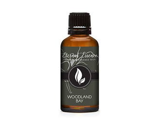 Woodland Bay Premium Grade Fragrance Oil - 30ml