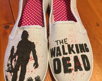The Walking Dead Daryl Dixon shoes