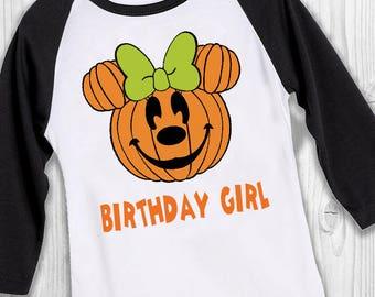 Pumpkin Minnie - Halloween Disney shirt - Not So Scary