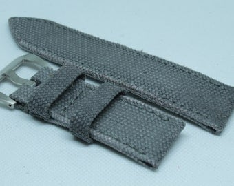 Canvas strap 133/78  26/26  for Panerai