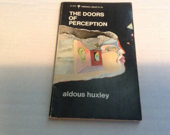 The Doors of Perception. 1970 Edition