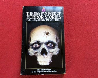 The 18th Pan Book of Horror Stories.
