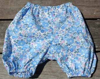 Bloomer for baby or young girl liberty