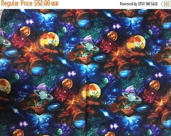 SUPER SALE Large Planetary Tapestry Altar Cloth Tarot Cloth