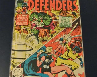 Marvel Comics The Defenders #91 1981 Bronze Age Marvel Comics
