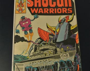 Shogun Warriors #8 1979 Bronze Age Marvel Comics