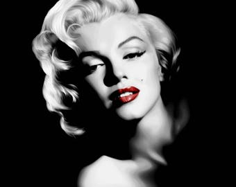 FREE SHIPPING Marilyn Monroe Celebrity photo 11x17