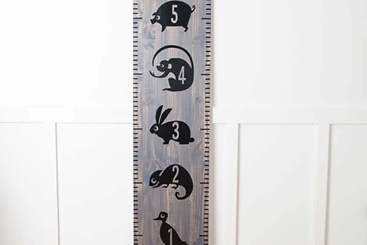 Animal growth chart vinyl from ashlandstreet on etsy studio animal growth chart vinyl sold by ashlandstreet nvjuhfo Image collections