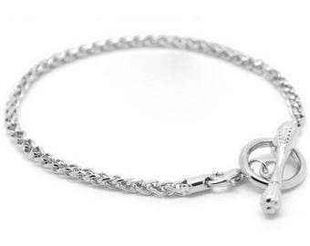 Support Bracelet with clasps of 21cm