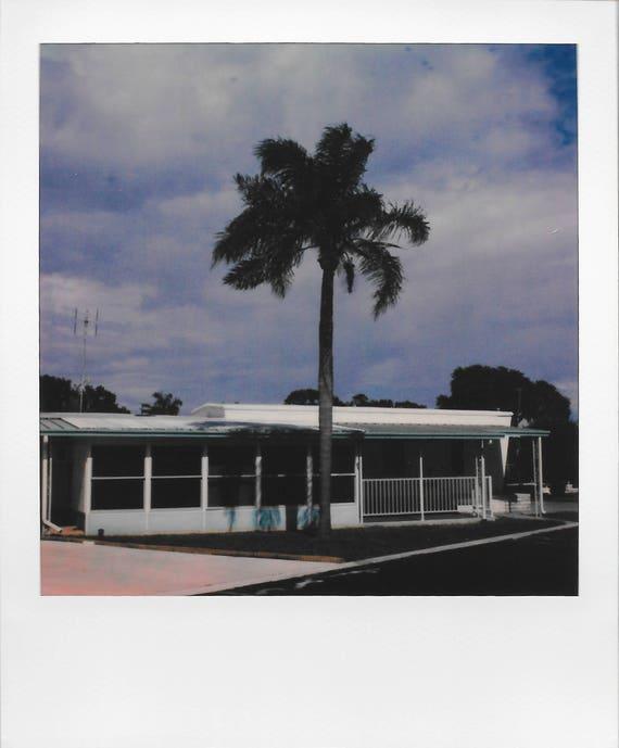 Untitled / Vintage Style Original Polaroid by Dan Bell
