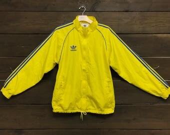 Vintage 80s/90s Adidas Windbreaker