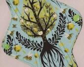 Tree of Life Reusable pad