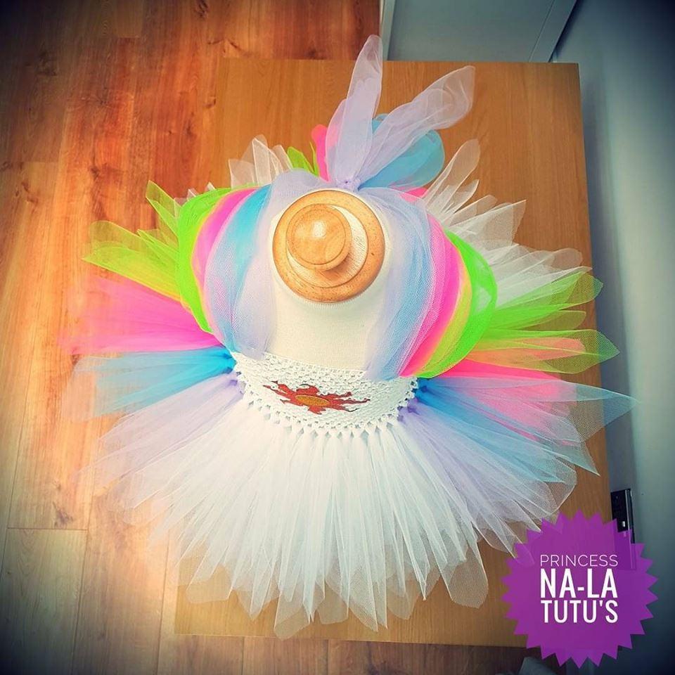 ON SALE My Little Pony Princess Celestia Tutu Dress
