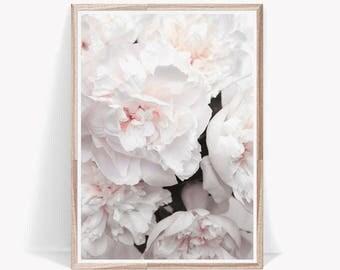 Peony Print,Flower Print,Large Wall Art,Wall Decor,Art Print,Printable Art,Digital Prints,Wall Art Prints,Art,Peonies Print,Wall Art,Poster