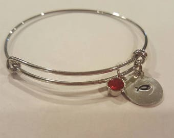 Holy Spirit dove bracelet