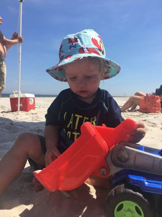 Baby Sun Hat Handmade